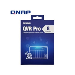 Qnap 8 Additional License Key For Qnap QVR Pro Gold Must Have Base License