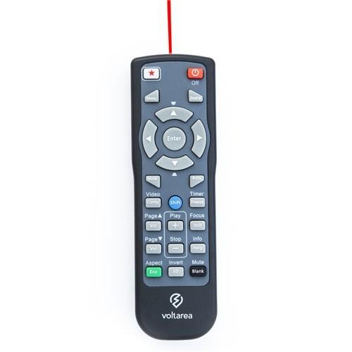 Epson Remote Control For Ev-100/105