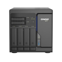 Qnap TS-H686-D1602-8G QuTS Hero 4 2 Nas Tower 8GB Ram