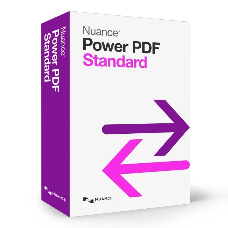 Nuance Power PDF 3.0 Standard, Retail Box