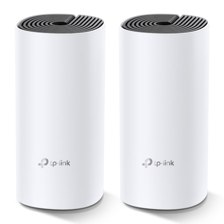 TP-Link Deco M4 (2-Pack) Ac1200 Whole Home Mesh Wi-Fi System