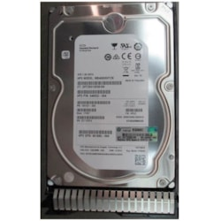"HPE 4 TB Hard Drive - 3.5"" Internal - SATA (SATA/600)"