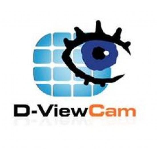 DLink D-ViewCam Enterprise - 64 Camera
