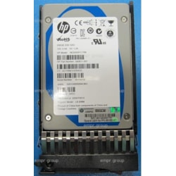 "HPE 200 GB Solid State Drive - 2.5"" Internal - SAS (6Gb/s SAS)"