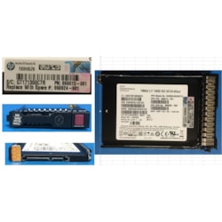 "HPE 240 GB Solid State Drive - 2.5"" Internal - SATA (SATA/600)"
