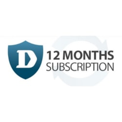 D-Link Application Control for DFL-2560 - Subscription Licence - 12 Month