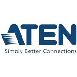 Aten DisplayPort Console Converter, Connects An Aten SPHD (Vga KVM) Interface Switch To A DisplayPort And Usb PC, Up To 1920 X 1080 @ 60 HZ, Compliant