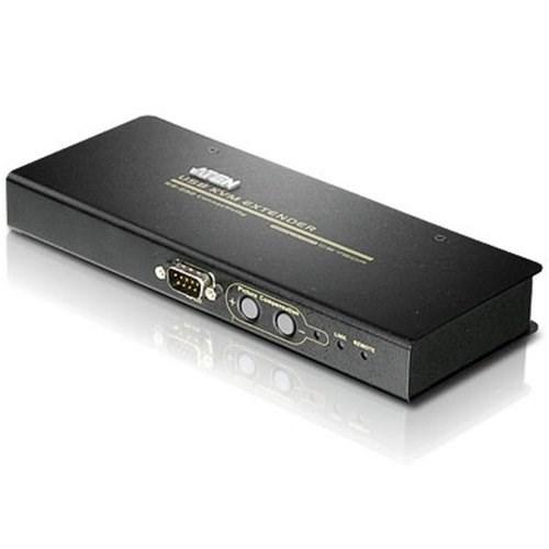 Aten Ce750 Usb Vga/ Audio Cat5 KVM Extender 1280X1024 @200M