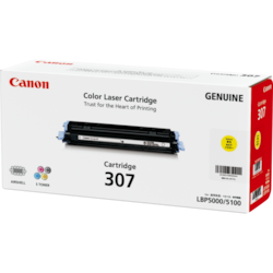 Canon Original Toner Cartridge - Yellow