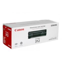 Canon CART312 Original Toner Cartridge - Black