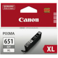 Canon CLI-651XLGY Original Ink Cartridge - Grey