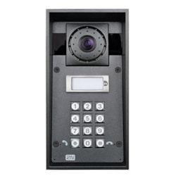 2N Helios Ip Force 1 Button & HD Camera & Keypad & 10W