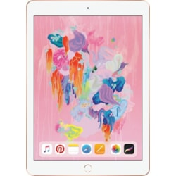 Apple iPad 9.7' 32GB Gold 4GX Tablet G6
