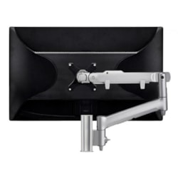 Atdec Awm Single Monitor Arm Solution - Dynamic Arm - 135MM Post - F Clamp - Black