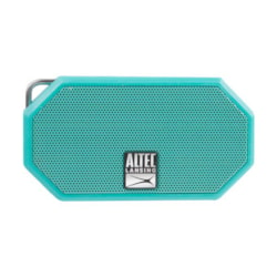 Altec Lansing Mini H20 3 Mint Green - Everything Proof Rugged &Amp; Waterproof Bluetooth Speaker (6 HRS Battery)
