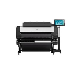 "Canon Ipftx-4000 44"" MFP 5 Colour Pigment Large Format Printer With 36"" Scanner And PC"