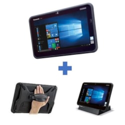 """Panasonic Toughpad FZ-Q2 (12.5"""" Semi-Rugged Tablet) MK1 - 4GB Ram, 500GB SSD &Amp; 4G (Keyboard Not Included) - Bundled With Desktop Dock And Handstrap"""