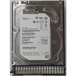 "HPE 1 TB Hard Drive - 3.5"" Internal - SATA (SATA/600)"