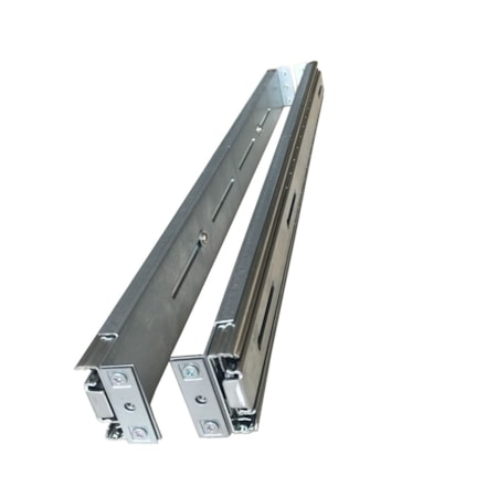 TGC Chassis Accessory Metal Slide Rails 500MM For Selected TGC Chassis