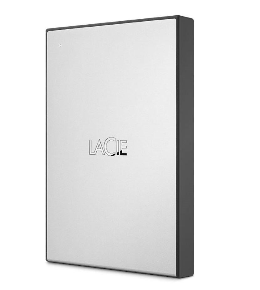 "LaCie STHY4000800 4 TB Hard Drive - 2.5"" Drive - External"