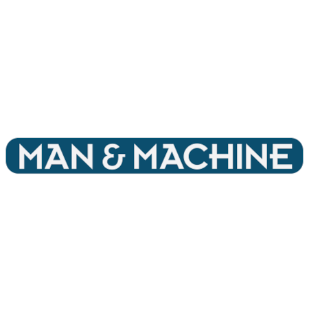 Man & Machine Very Cool Keyboard - Cable Connectivity - USB Interface - English (US) - White