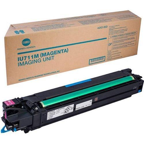 Konica Minolta IU-711M Laser Imaging Drum - Original - Magenta