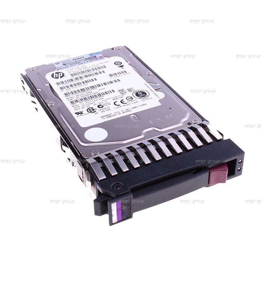 """HPE 1 TB Hard Drive - 2.5"""" Internal - SATA (SATA/300)"""