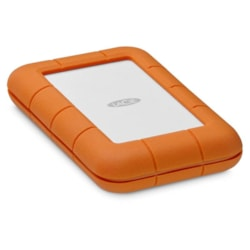 "LaCie Rugged Usb-C Portable Drive 2.5"" / 1TB / Usb3.0 Type-C / 2Yr Warranty + 2 Year Data Rescue Service Included!"