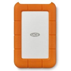 "LaCie Rugged Usb-C Portable Drive 2.5"" / 2TB / Usb3.0 Type-C / 2Yr Warranty + 2 Year Data Rescue Service Included!"