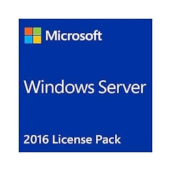 Microsoft Windows Server 2016 - License - 5 User CAL