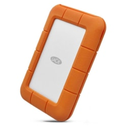"Lacie Rugged 2.5"" 4FT Drop Resistant 4TB Usb-C, 2YR"