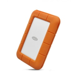 "Lacie Rugged 2.5"" 4FT Drop Resistant 2TB Thunderbolt, Usb-C, 3YR"