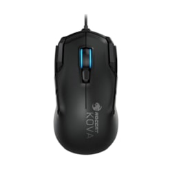 Roccat Kova Aimo Performance Gaming Mouse Black - 7000 Dpi / 12 Buttons/RGB Lighting/16.8M Multi-Colour Illumination/32-Bit Arm Mcu/ On-Board Memory
