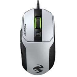 Roccat Kain 102 Aimo Rgba High Performance Gaming Mouse (White Version)
