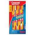 Crescent | Insulated Electrical Screwdriver Set 8 Piece