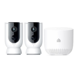 TP-Link Kasa Smart Wire-Free Camera System KC300 (Suitable With Camera Add-On KC300S3, KC300S2)