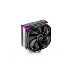Deepcool As500 Cpu Cooler Single Tower, 5 Heatpipes, PWM Fan Included, A-Rgb Led Controller Included Intel Lga2066/2011/1200/1151 Amd Am4/Am3+/Am2/Fm2