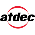 Atdec AWMS-6-13717-H-S Desk Mount for Monitor, Flat Panel Display, Curved Screen Display - Silver