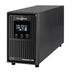 PowerShield Commander 2000Va / 1400W Line Interactive Pure Sine Wave Tower Ups With Avr. Telephone / Modem / Lan Surge Protection, Australian Outlets