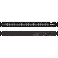 Ubiquiti EdgeSwitch Managed PoE+ Gigabit Switch 48 Port 500W