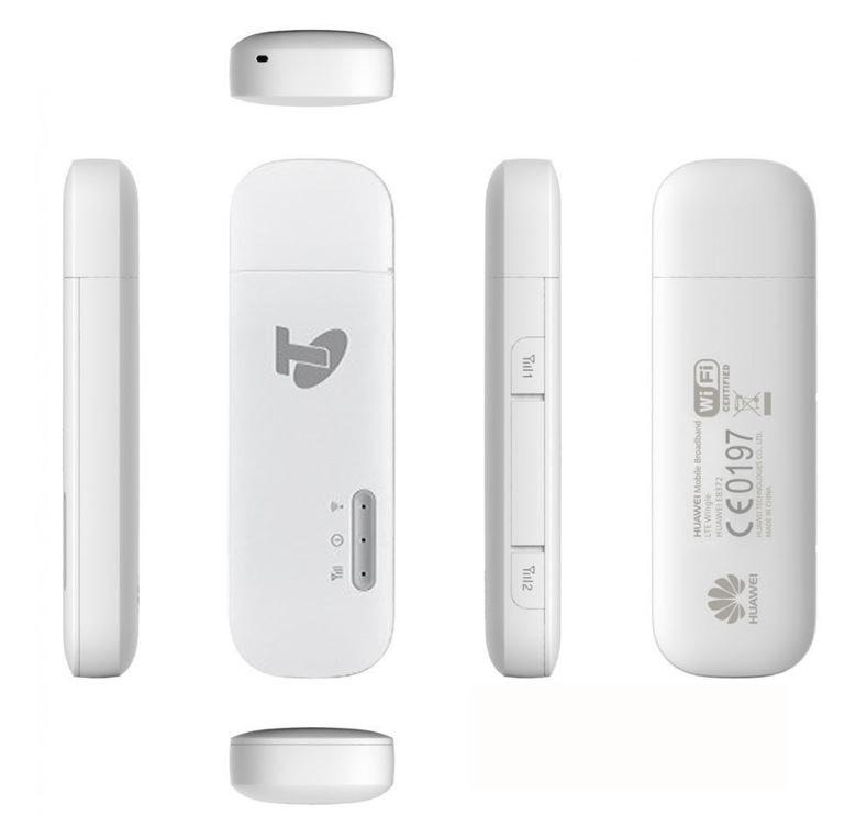 Telstra 4GX Usb + Wifi Plus Postpaid Device