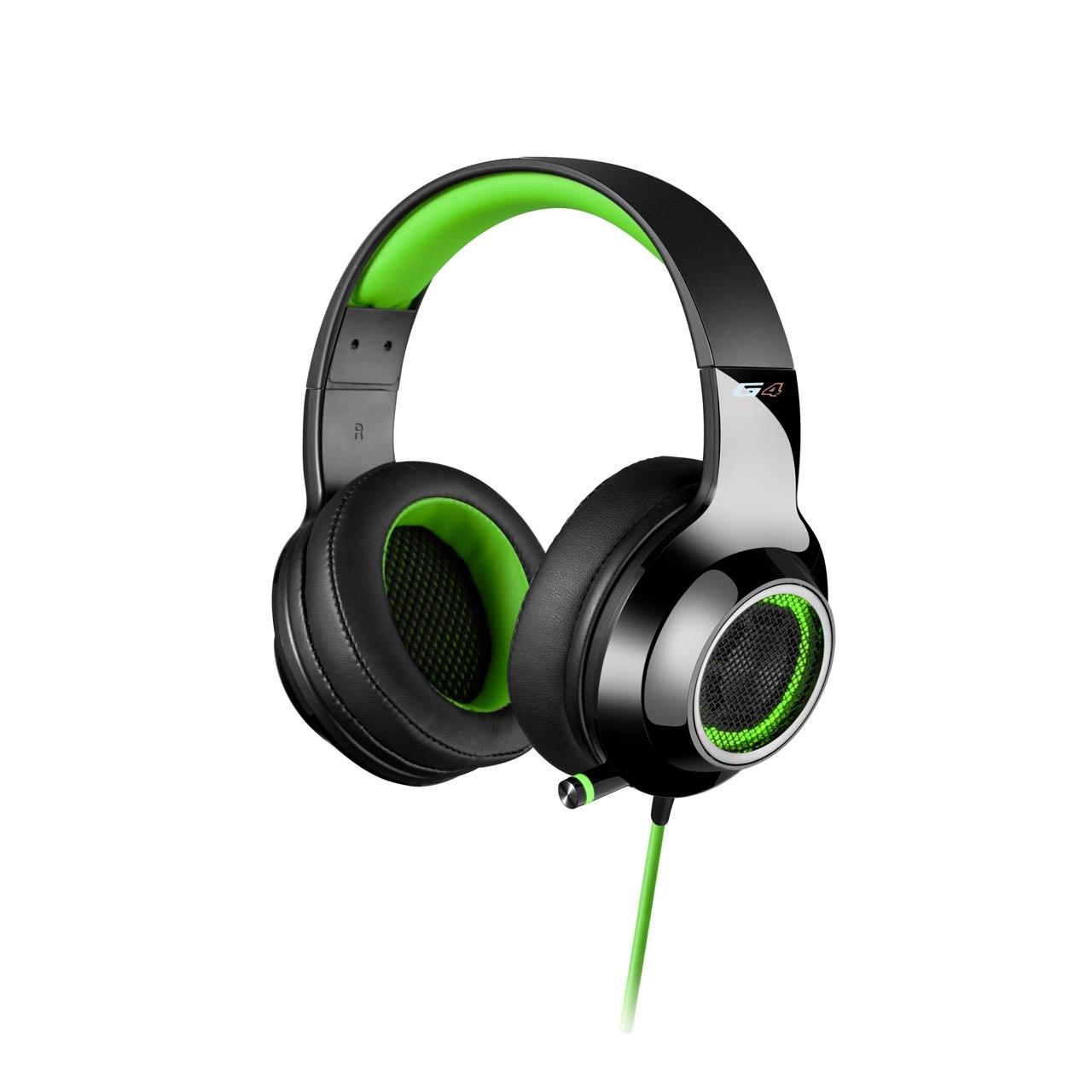 Edifier V4 (G4) 7.1 Virtual Surround Sound Usb Gaming Headset Green