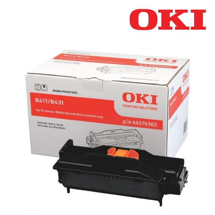 Oki Image Drum For Ep Cart 20K ** Damaged Carton ** MC363/MC562