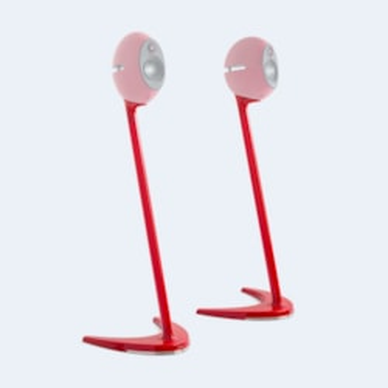 Edifier SS01C Speaker Stands Red - Compatible With E25, E25hd & E235