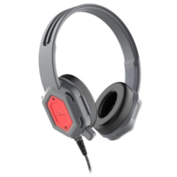 Brenthaven Edge Rugged Headset With Microphone - Works With iPads, Tablets, Laptops, Chromebooks, And MacBooks