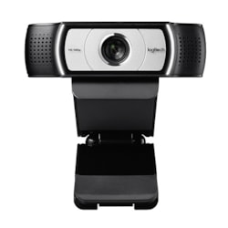 Logitech C930C Full HD 1080P, Webcame To Support H.264, 90 Degree Field Of View