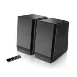 Edifier R1855DB Active 2.0 Bookshelf Speakers - Includes Bluetooth, Optical Inputs, Subwoofer Supported, Wireless Remote
