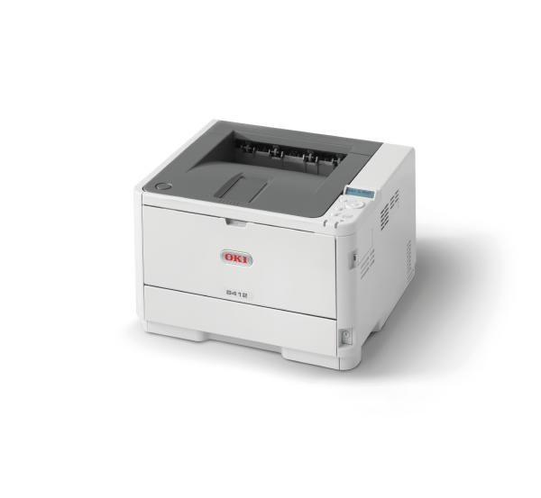 Oki B412DN Mono A4 PCL Network Printer