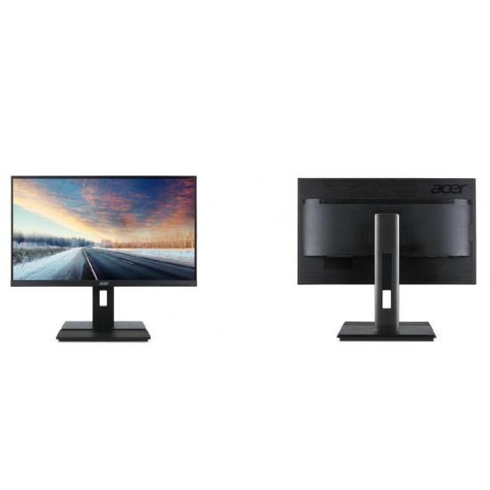 "Acer 27""VA-LED,16:9,1920x1080,6ms,100 million:1,VGA+DVI(DVI w/HDCP)+DisplayPort(v1.2a),Tilt,Swivel,Pivot,Height Adj,Speaker,VESA(100x100),3Yrs Warranty"