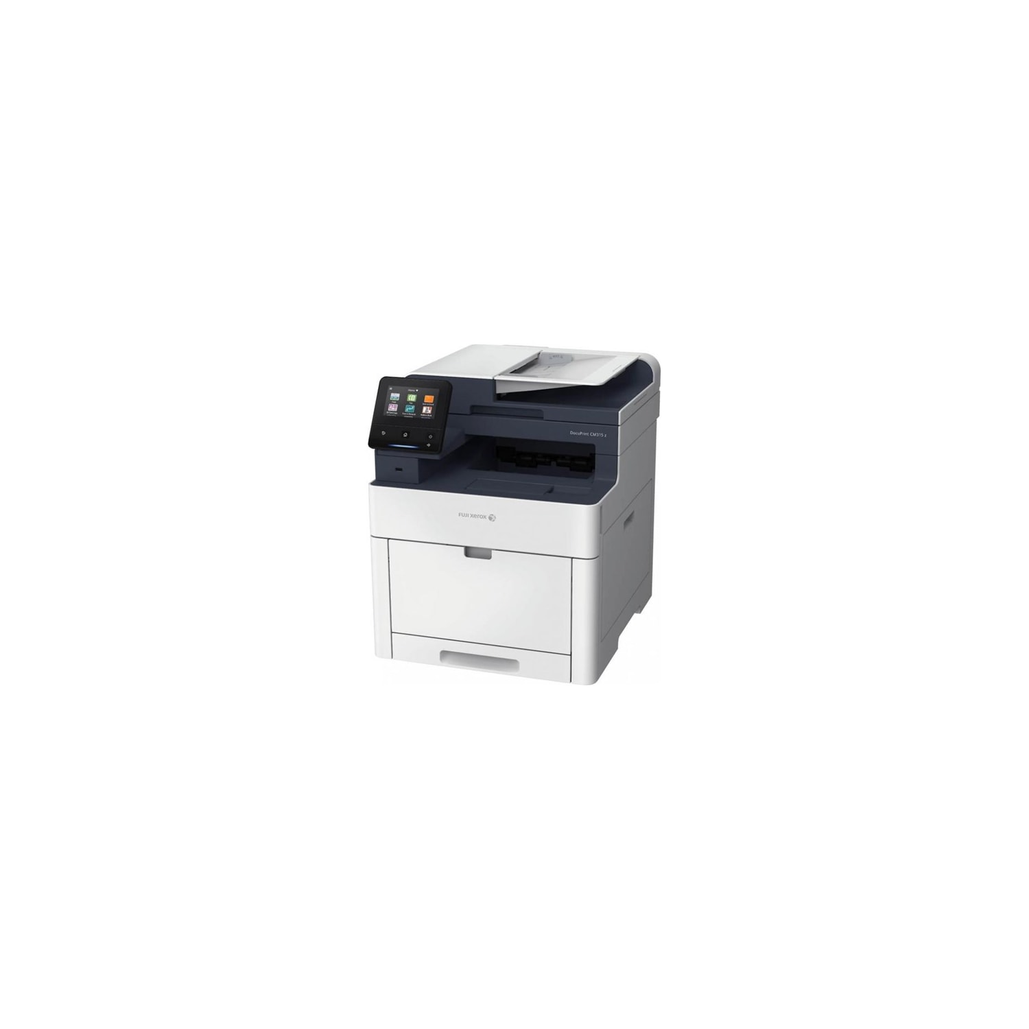 Fuji Xerox A4 Color MFP, Print/Copy/Scan/Email/Fax, 28PPM, 1200X2400dpi,  Usb/Nw/Wlan/Nfc, 733MHz, 1GB, Win/Osx/Linux